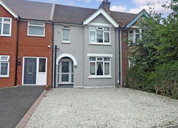 3 bed terraced house for sale in Plains Avenue, Maidstone, Kent ME15