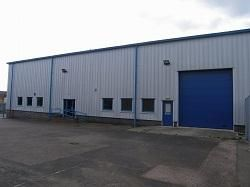Thumbnail Light industrial for sale in Glebe Road, Rear Unit, St Peters Road Ind. Est., Huntingdon