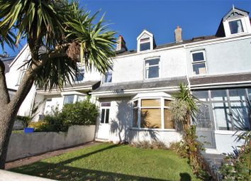 Thumbnail 5 bed town house for sale in Trenance Road, Newquay
