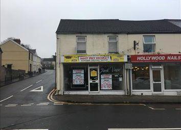 Thumbnail Retail premises to let in 118 Woodfield Street, Morriston, Swansea