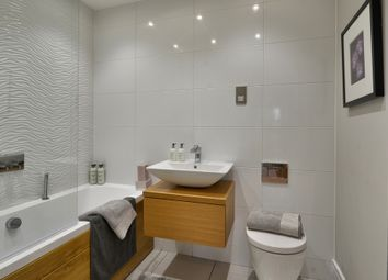 "Thumbnail 2 bed flat for sale in ""The Kinglass (Gf)"" at Queensferry Street, Glasgow"