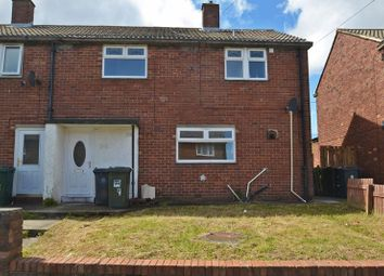 Thumbnail 3 bed semi-detached house to rent in Taunton Avenue, North Shields