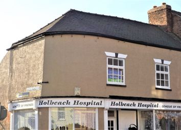 Thumbnail 1 bed flat to rent in High Street, Holbeach, Spalding