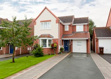 Thumbnail 3 bed detached house for sale in Warners Drive, Weston Heights, Stoke-On-Trent