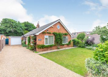 Thumbnail 2 bed detached bungalow for sale in Carr Lane, Overstrand, Cromer