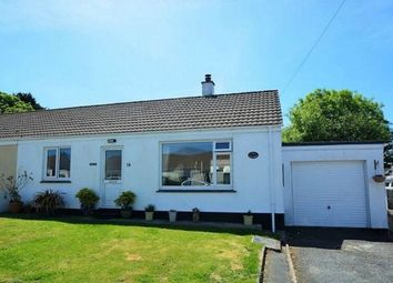 Balcoath, St. Day, Redruth TR16. 2 bed semi-detached bungalow for sale