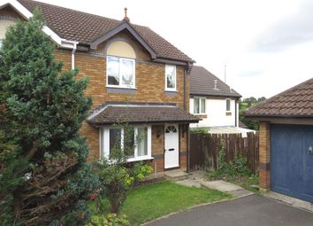 Thumbnail 3 bed semi-detached house for sale in Acland Road, Woodlands, Ivybridge