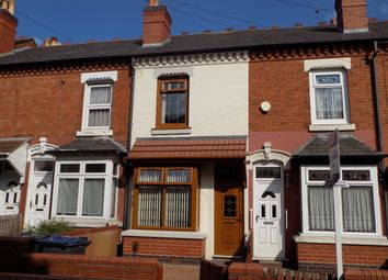 Thumbnail 4 bed terraced house for sale in Hagley Villas, Off Taunton Road, Balsall, Birmingham