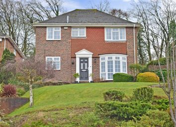 Thumbnail 4 bed detached house for sale in Greenbank Close, Hempstead, Gillingham, Kent
