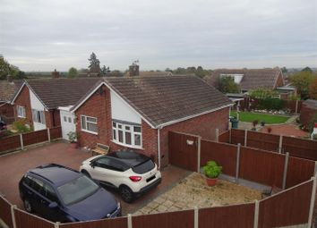 Thumbnail 2 bed detached bungalow for sale in Selvayns Drive, Cranwell Village, Sleaford