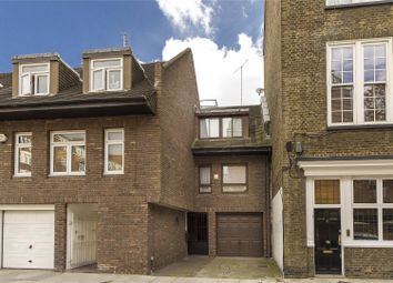 Thumbnail 4 bedroom terraced house for sale in Logan Place, Kensington, London