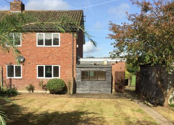 Thumbnail 3 bed semi-detached house to rent in Croydon Road, Westerham