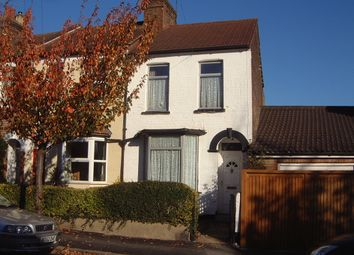 Thumbnail 2 bedroom end terrace house to rent in Malden Road, Watford