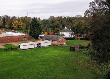Thumbnail 4 bed detached house for sale in Donington Park, Park Lane, Castle Donington, Derby