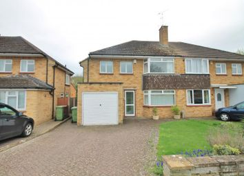 Thumbnail 3 bed semi-detached house for sale in Bibury Road, Cheltenham