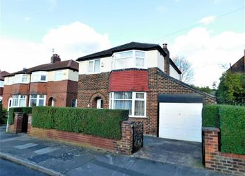 Thumbnail 3 bedroom detached house for sale in Tenby Road, Cheadle Heath, Stockport