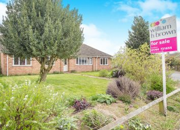 Thumbnail 3 bed detached bungalow for sale in Mount Close, Swaffham