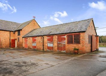 Thumbnail 2 bed semi-detached house for sale in Pipistrelle Barn Conery Lane, Bronington, Whitchurch