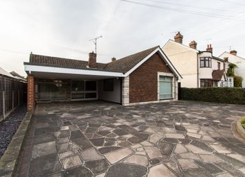 Thumbnail 3 bed detached bungalow for sale in Rectory Road, Hadleigh