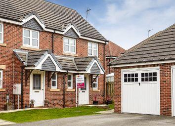 3 bed semi-detached house for sale in Elvaston Park, Kingswood, Hull HU7