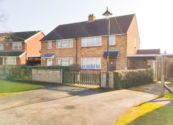Thumbnail 2 bed semi-detached house for sale in Giffard Way, Long Crendon, Aylesbury