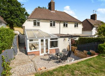 Thumbnail 2 bed semi-detached house for sale in Beacon Road, Woodhouse Eaves, Loughborough
