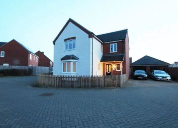Thumbnail 4 bedroom detached house for sale in Daffodil Close, Cringleford, Norwich