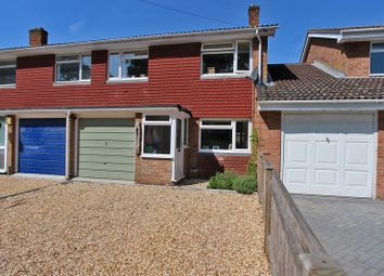 Thumbnail 3 bed terraced house for sale in Stopples Lane, Hordle, Lymington