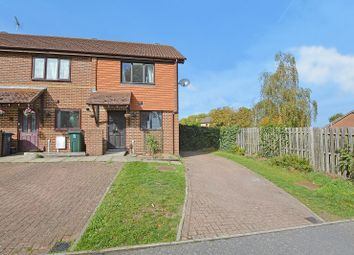 Thumbnail 2 bed end terrace house to rent in Portland Close, Kennington, Ashford, Kent