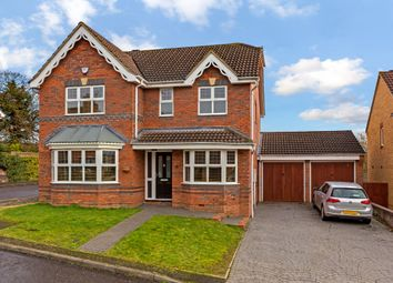 Thumbnail 4 bed detached house for sale in Biggs Grove Road, Cheshunt, Waltham Cross