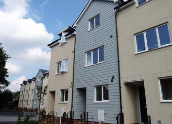 Thumbnail 4 bed town house to rent in Tekram Close, Edenbridge