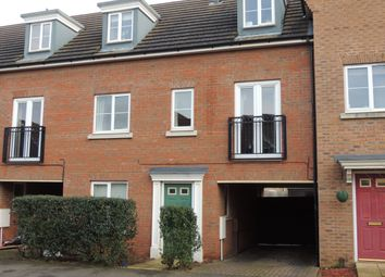 Thumbnail 4 bed town house to rent in Bay Walk, Downham Market