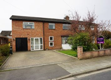 Thumbnail 4 bed semi-detached house for sale in Bankhouse Road, Bury