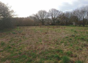 Thumbnail Land for sale in Old Qoins Cottage, Slough Lane, Lytchett Minster, Poole, Dorset