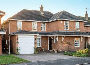 Thumbnail 5 bed detached house for sale in Pallett Drive, Nuneaton
