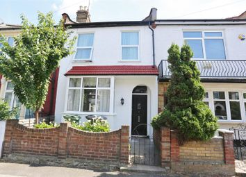 Thumbnail 3 bed terraced house for sale in Wellington Road, Walthamstow, London
