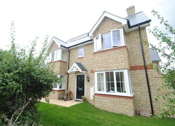 Thumbnail 3 bed detached house for sale in Lambourne Road, Bishops Cleeve, Cheltenham