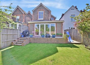 Thumbnail 3 bed detached house for sale in Eversfield Road, Reigate, Surrey
