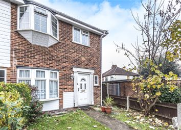 Thumbnail 3 bedroom end terrace house for sale in Hilliers Avenue, Hillingdon, Middlesex