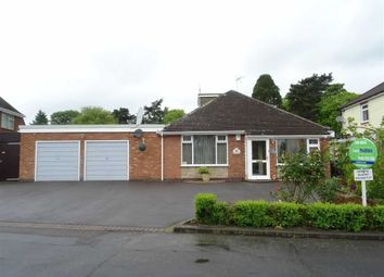 Thumbnail 3 bedroom detached bungalow for sale in Equity Road East, Earl Shilton, Leicester