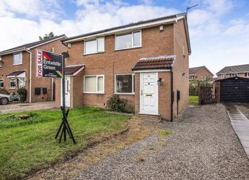 Thumbnail 2 bed semi-detached house for sale in Greenfield Way, Preston, Lancashire, Uk