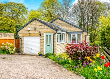 Thumbnail 2 bedroom detached bungalow for sale in Netherlea Drive, Netherthong, Holmfirth