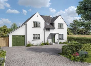 Thumbnail 4 bed detached house for sale in South Road, Newton Abbot
