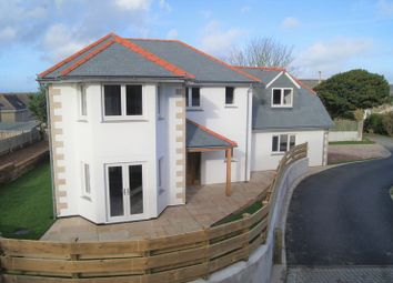 Thumbnail 5 bedroom detached house for sale in Off Headland Road, Carbis Bay, Cornwall