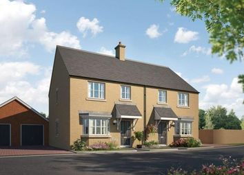 Thumbnail 2 bed semi-detached house for sale in Southam Road, Banbury