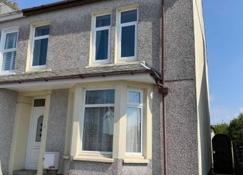 Thumbnail 3 bed semi-detached house to rent in Slades Road, St. Austell