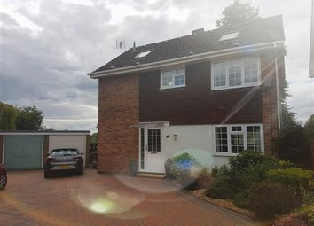 Thumbnail 5 bedroom detached house to rent in Raven Close, Mildenhall, Bury St. Edmunds