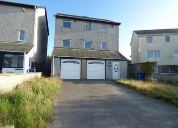 Thumbnail 4 bed detached house for sale in Bro Cymerau, Pwllheli, Gwynedd