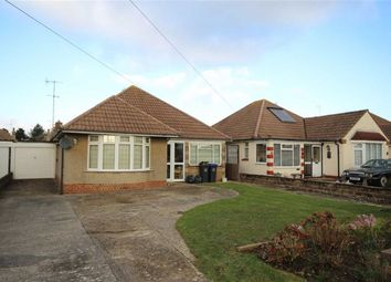 Thumbnail 3 bed detached bungalow for sale in Strathmore Road, Goring By Sea, Worthing, West Sussex