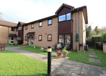 Thumbnail 2 bed flat for sale in Uplands Court, Rogerstone, Newport